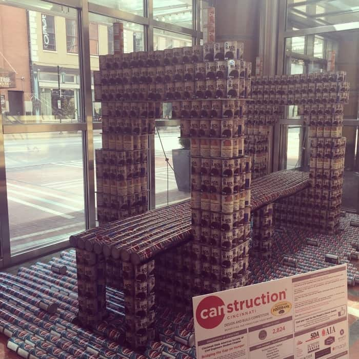 Cincinnati Canstruction 5