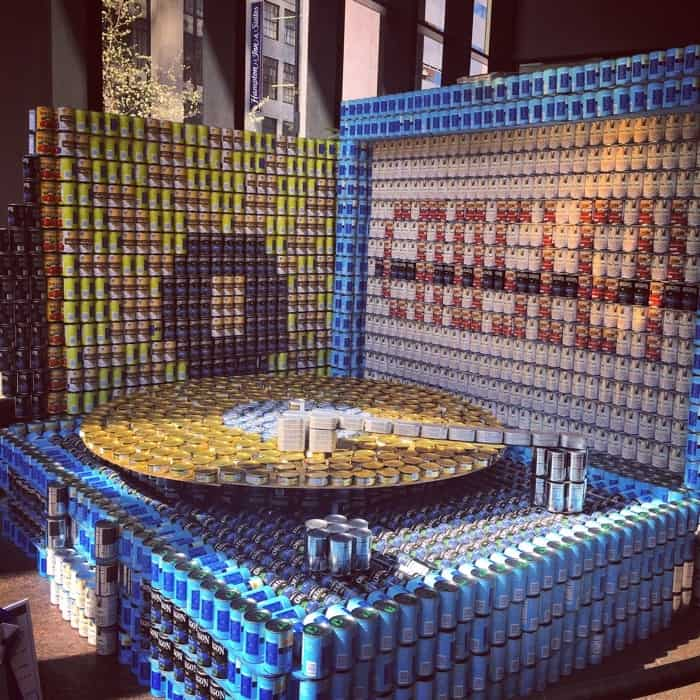 Cincinnati Canstruction 7