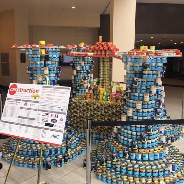 Cincinnati Canstruction 9