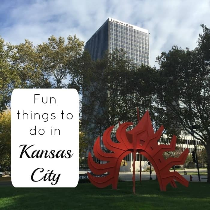 Fun Things to Do in Kansas City