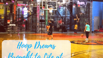 Hoops Dreams Brought to Life at The College Basketball Experience