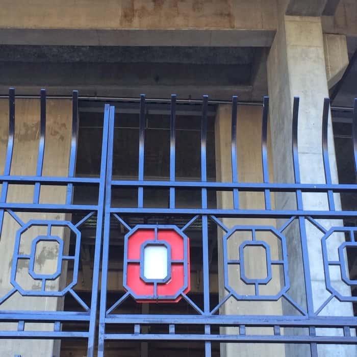 OSU Gate