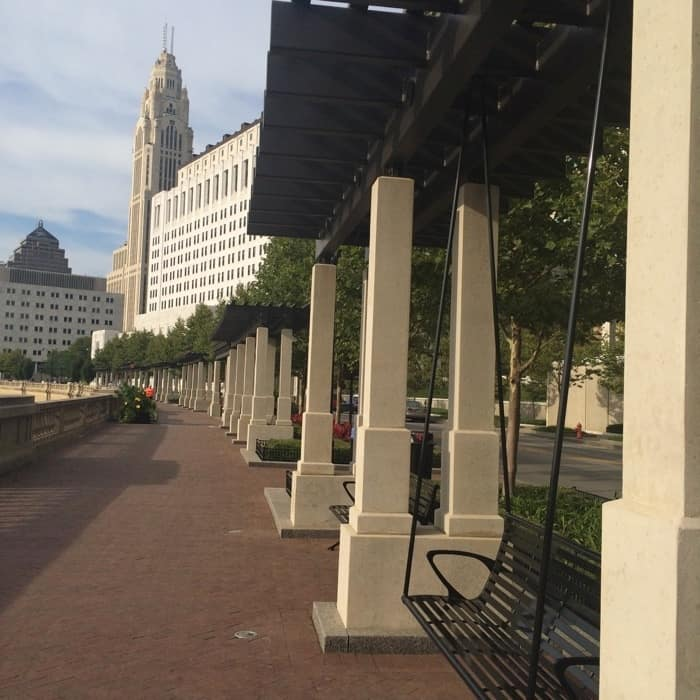 Swings Downtown Columbus