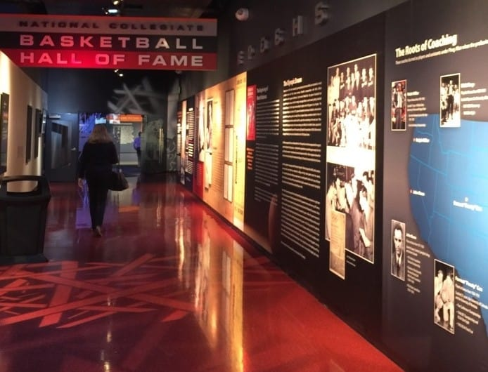 The College Basketball Experience