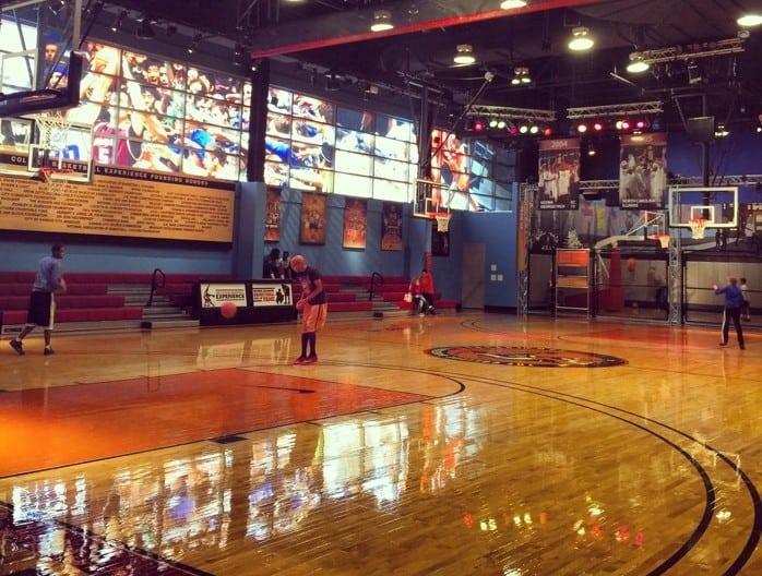 The College Basketball Experience 24