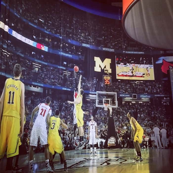 The College Basketball Experience 25