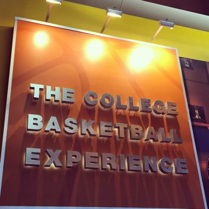 The College Basketball Experience 28