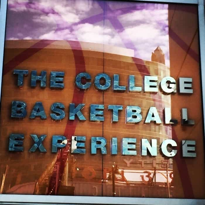 The College Basketball Experience 30