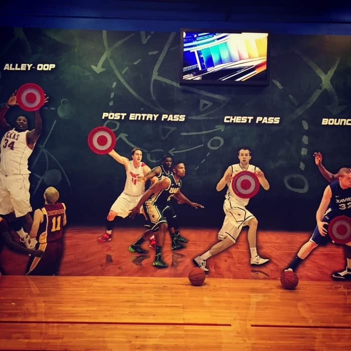 The College Basketball Experience 6