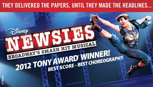 Reasons Why Teenagers Will Love Newsies on Broadway