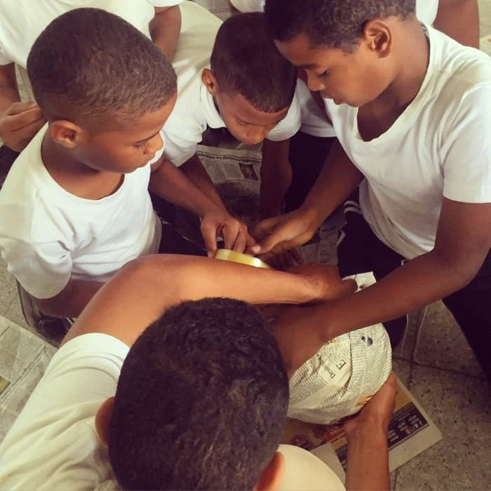 school in Dominican Republic 5