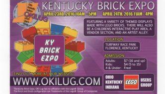Kentucky Brick Expo at Turfway Race Park