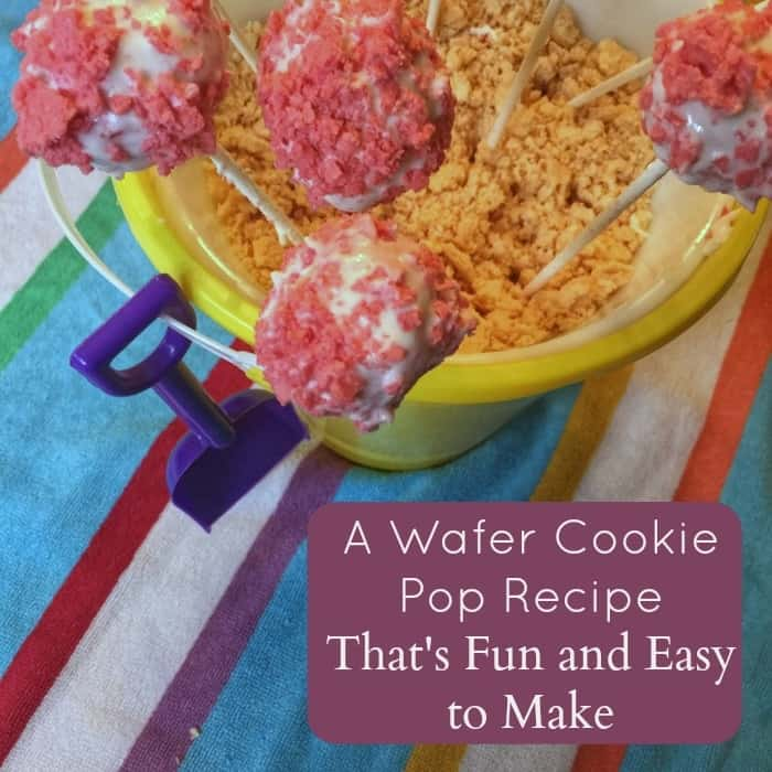 A Wafer Cookie Pop Recipe That's Fun and Easy to Make #2