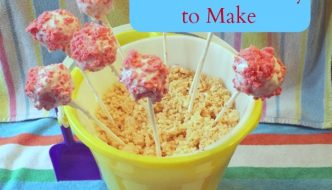 A Wafer Cookie Pop Recipe That's Fun and Easy to Make