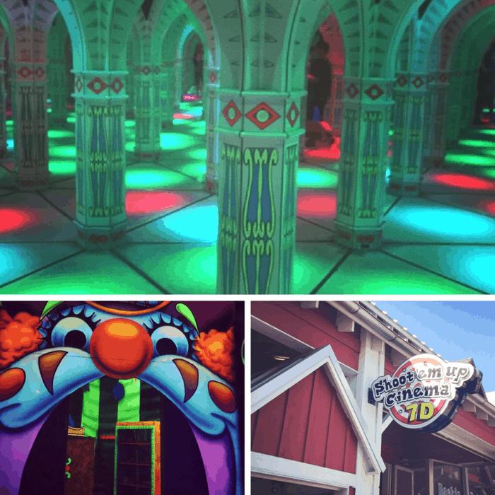 Amusement places in Downtown Gatlinburg