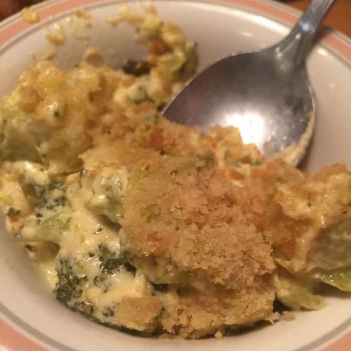 Broccoli Casserole Mama's Farmhouse
