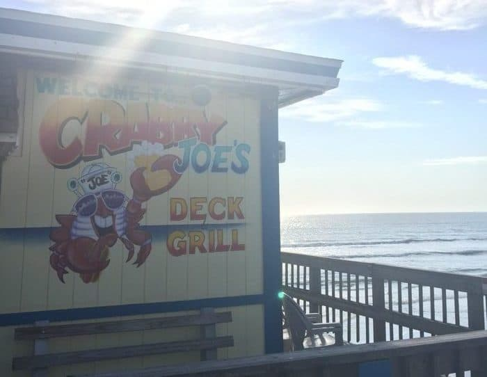 Crabby Joe's Deck & Grill in Daytona Beach, FL