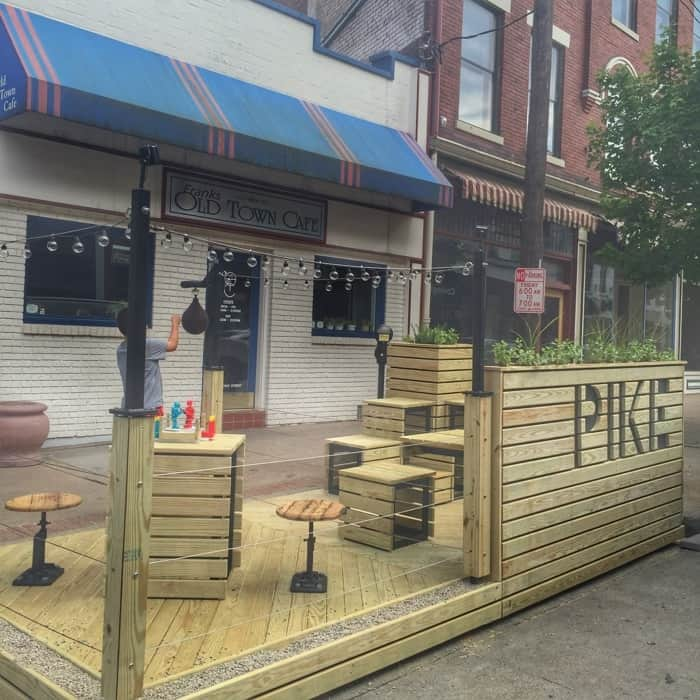 Curb'd Parklets in Covington 10