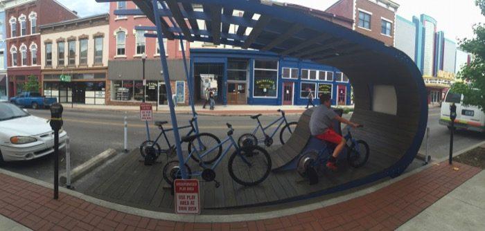Curb'd Parklets in Covington 2
