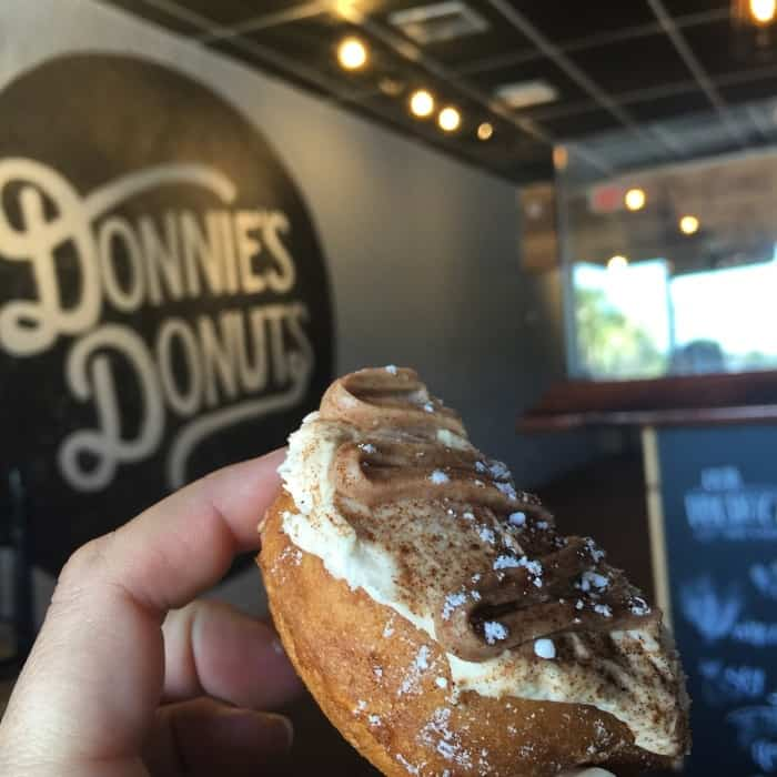 Donnie's Donut Shop