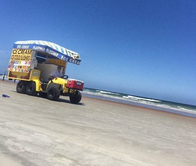 Ice Cream Trucks of Daytona Beach, FL