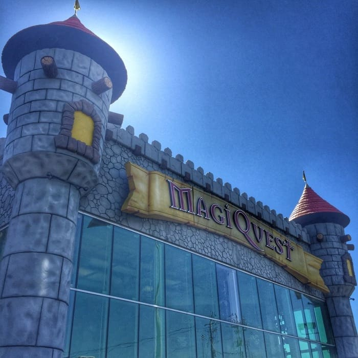 MagiQuest in Pigeon Forge TN