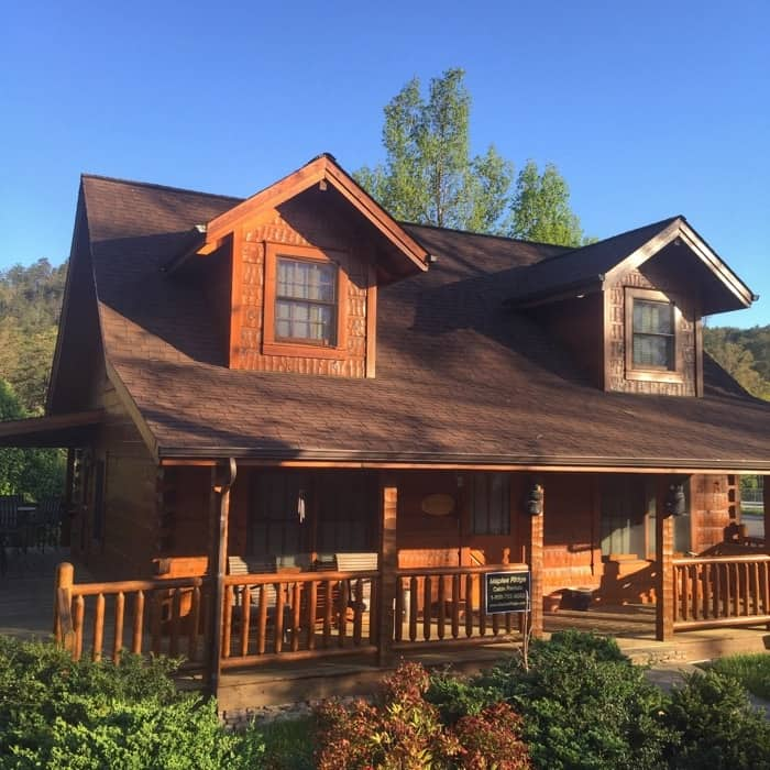 Adventure ideas for a weekend in the smoky mountains for Smoky mountain ridge cabins
