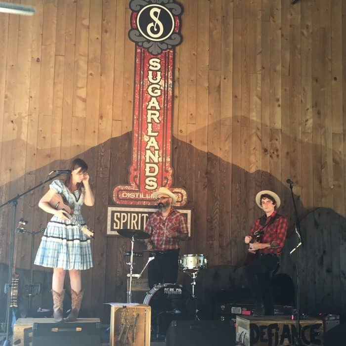 Music at Sugarlands Distillery
