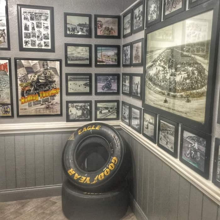 Racing's North Turn 8