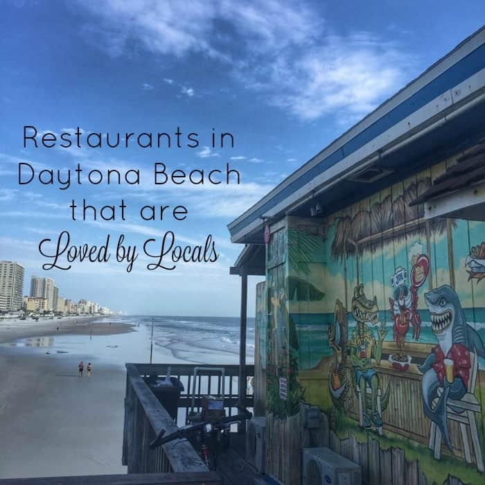 Restaurants in Daytona Beach that are Loved by Locals