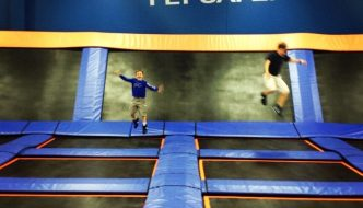 Sky Zone Birthday Party Discount Offer