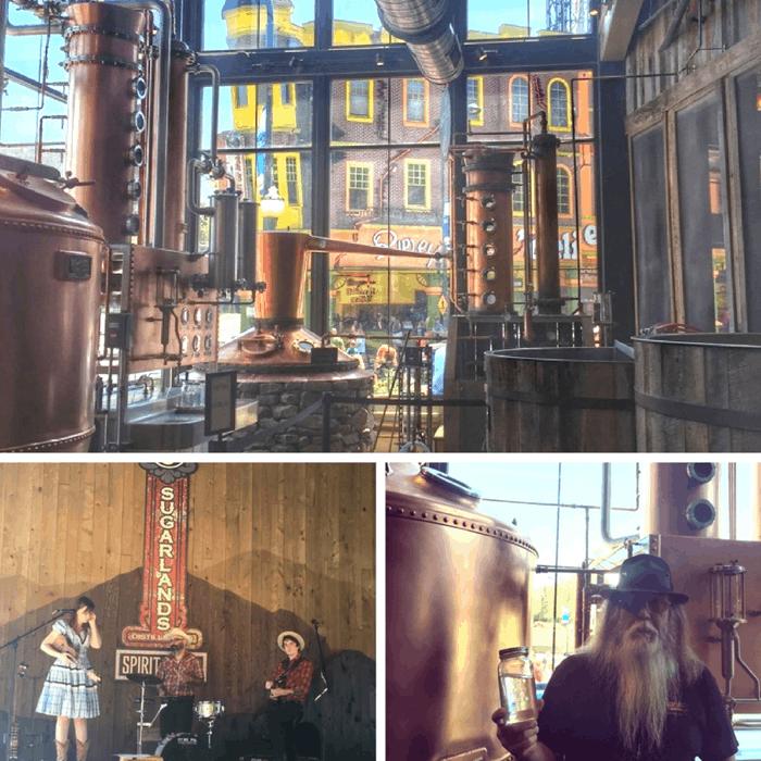 Sugarlands Distillery Tour