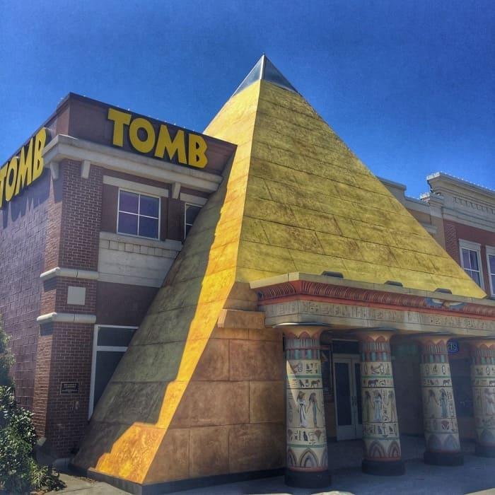 The Tomb Egyptian Adventure escape room