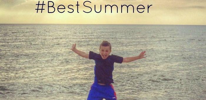 Tips for creating your #BestSummer