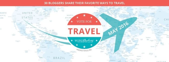 Something that we can all agree on- Vote for Travel