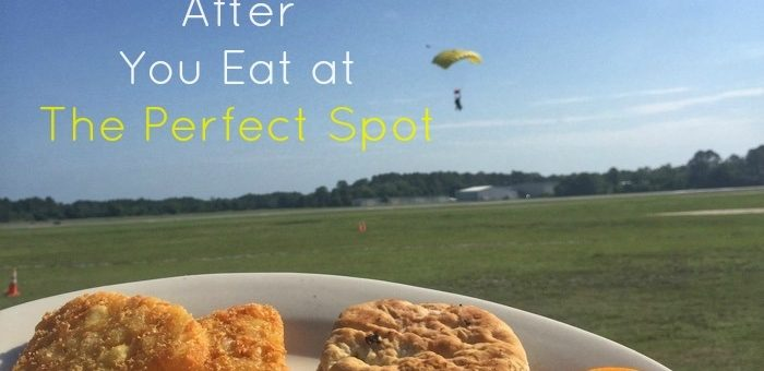 Why You Will Want to Skydive After You Eat at The Perfect Spot