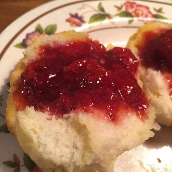 strawberry jam Mama's Farmhouse