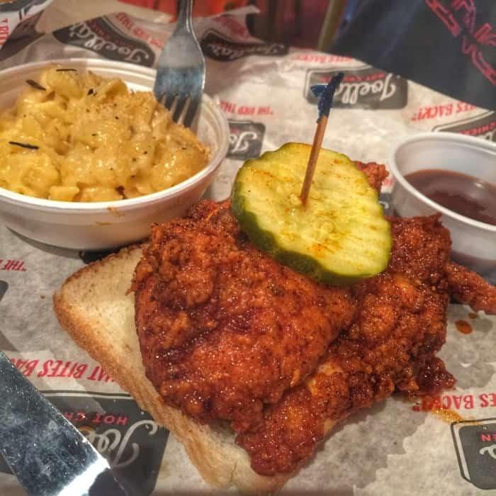 Joella's Hot Chicken 8