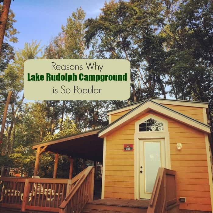 Reasons Why Lake Rudolph Campground is So Popular