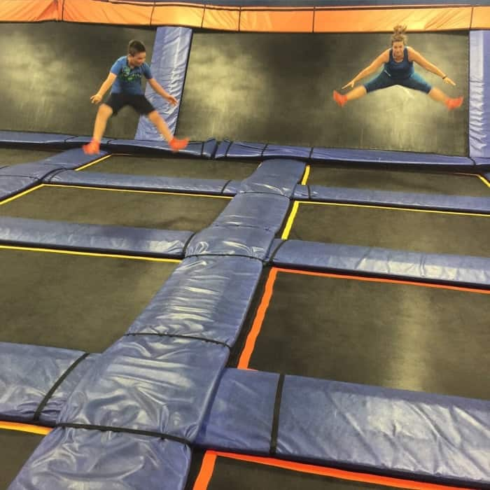Sky Zone Indoor Trampoine Park 2