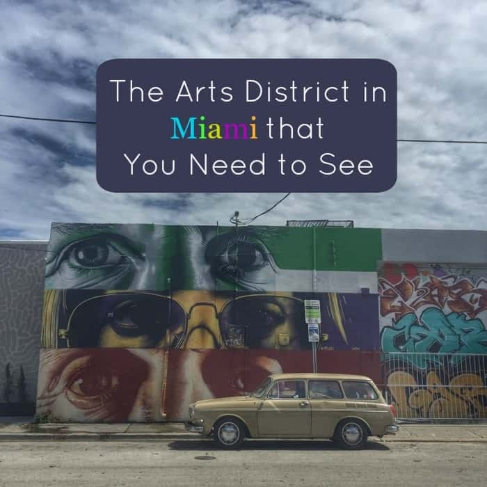 The Arts District in Miami that You Need to See