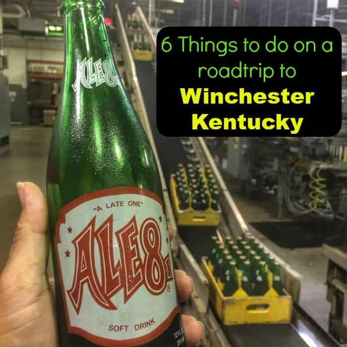 6 Things to do on a roadtrip to Winchester Kentucky