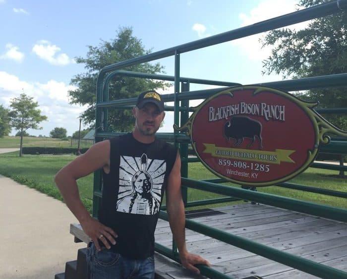 Brandeon S. Hampton Blackfish Bison Ranch