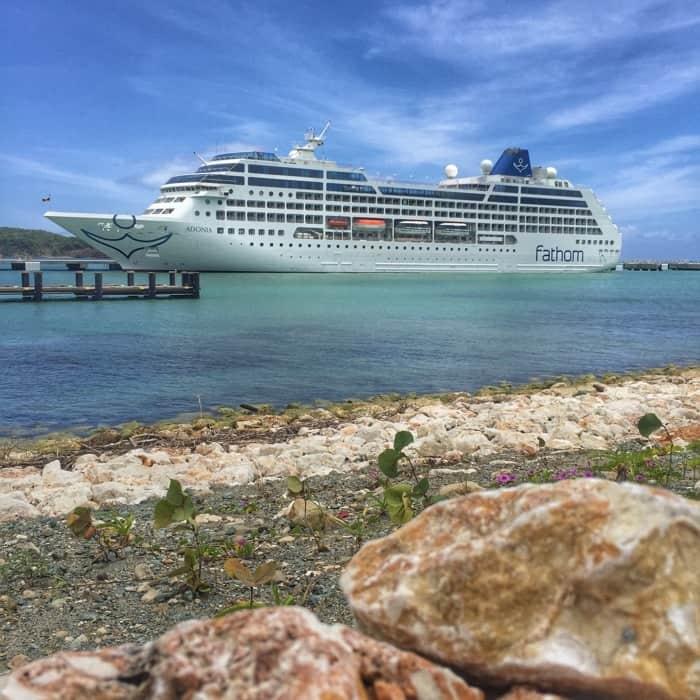 Fathom cruise