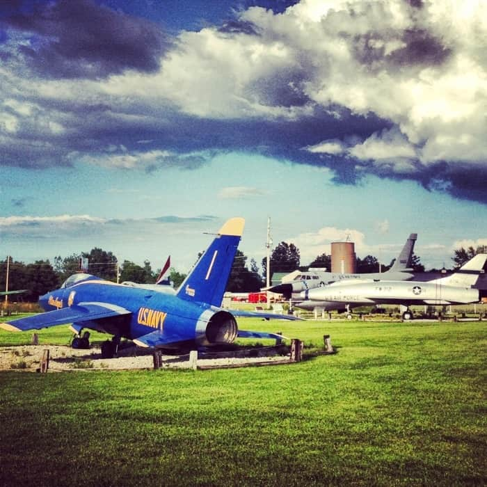 Grissom Air Museum 3