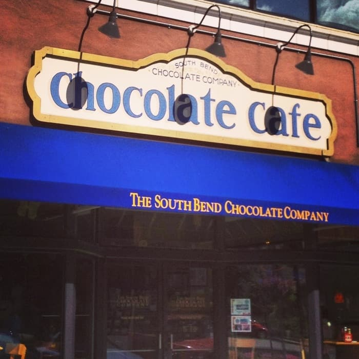 The South Bend Chocolate Cafe 4