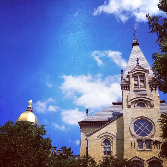 University of Notre Dame 3