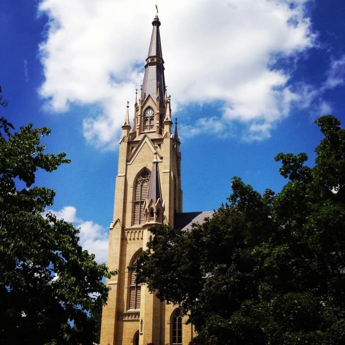 University of Notre Dame 4