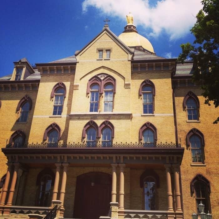 University of Notre Dame 5