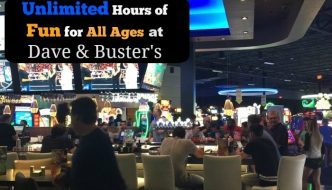 Unlimited Hours of Fun for All Ages at Dave & Buster's 2